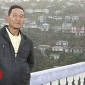 Ziona Chana: Head of 'world's largest family' dies in India's Mizoram state