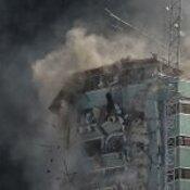 Netanyahu:Gaza building housing media 'perfectly legitimate target'