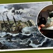Columbus ship's bell set to fetch millions at auction