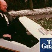 Home computing pioneer Sir Clive Sinclair dies aged 81