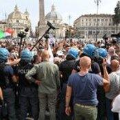 Reporters attacked while covering Covid pass protests in four EU
