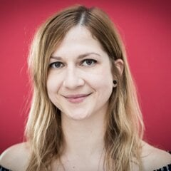 Kristína Paholík Hamárová