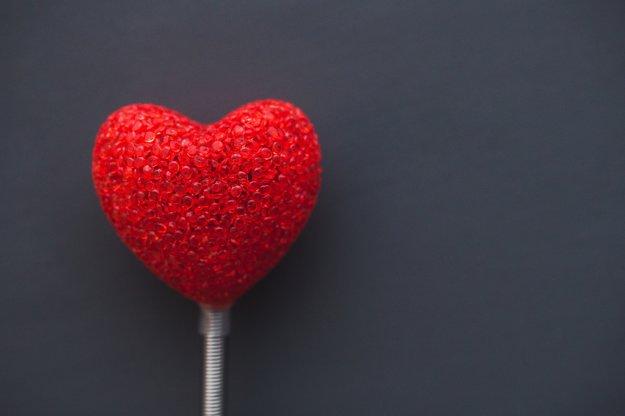 Srdce ako symbol lásky