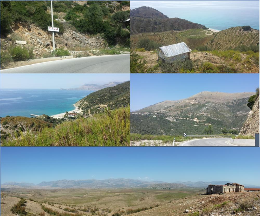 Juh Albánska má čo ponúknuť takmer na každom kroku