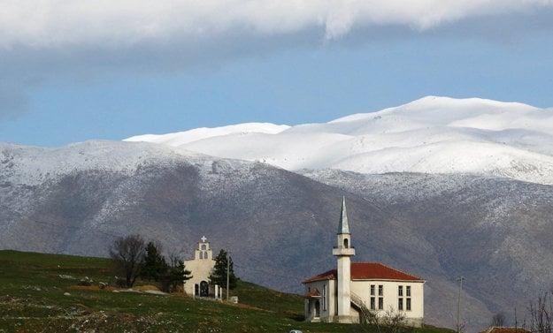 Kostol a mešita