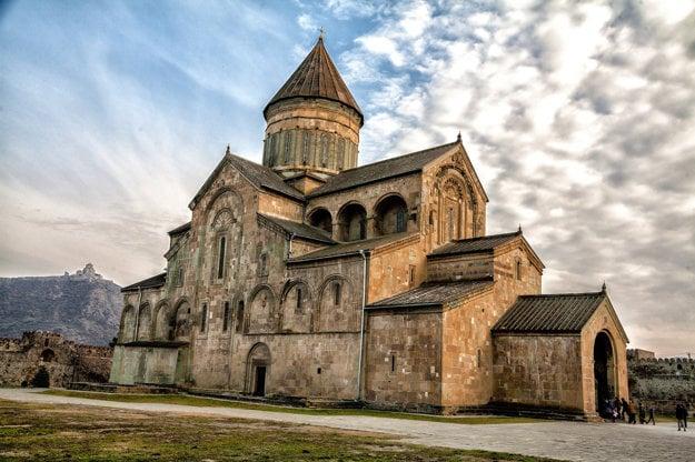Katedrála Sveticchoveli