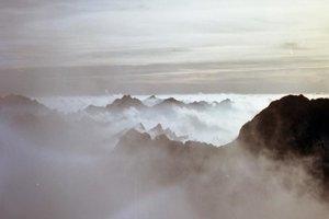 1965 - Pohľad na hory
