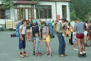 1985 - Na Hrebienku