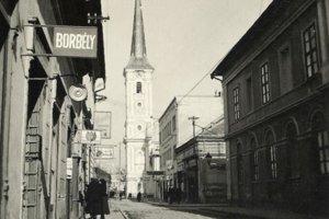 1941 - Björnsonova ulica