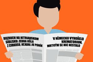 Najšialenejšie marcové správy zo slovenských a českých médií
