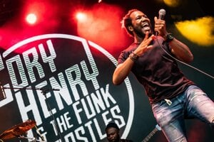 Cory Henry and The Funk Apostles na Colours of Ostrava 2019