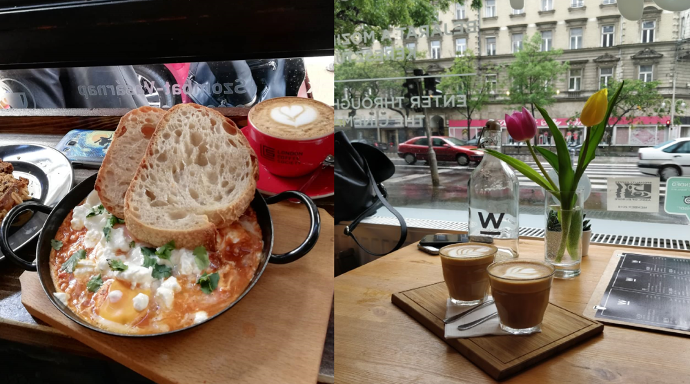 London Coffee Society / Warmcup