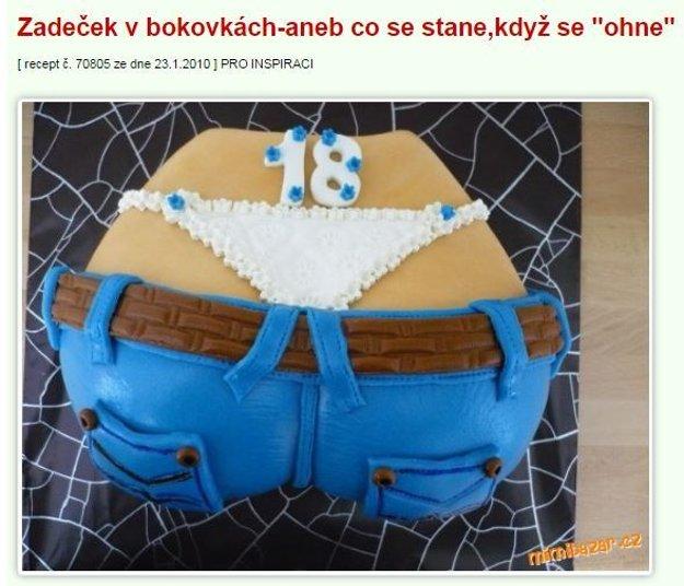 zadok torta Mimibazar.cz