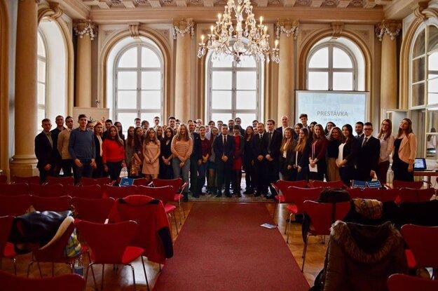Novembrový kongres v Bratislave.