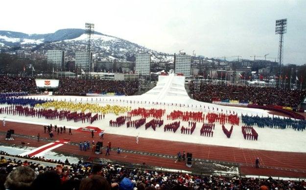 Olympiáda v Sarajeve v roku 1984