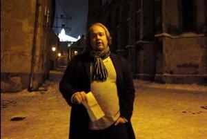 f1b6934ea951 Brit navštívil Bratislavu pred 12 rokmi a poukázal na 5 negatív. Zlepšilo  sa niečo odvtedy