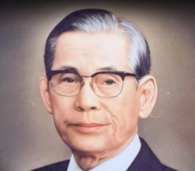 Lee Byung Chul, zakladateľ Samsungu a večný fešák