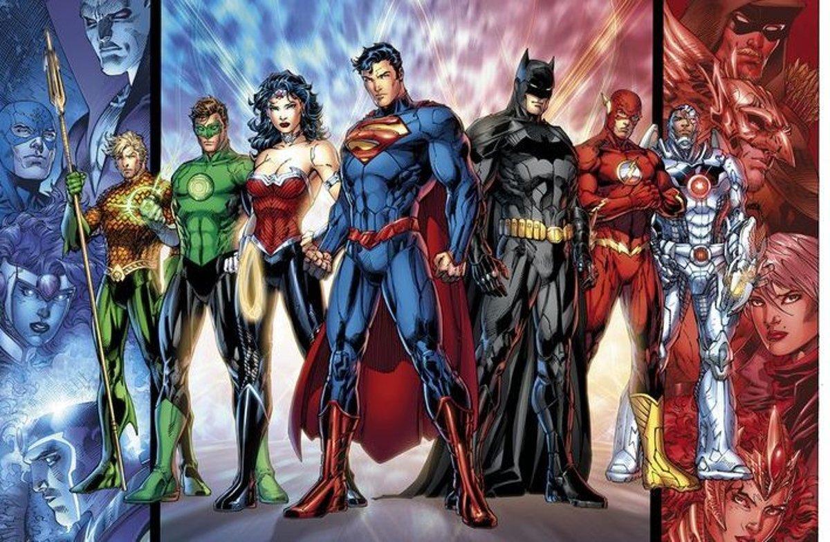 Ako dobre poznáš komiksové postavičky od Marvelu a DC Comics? Otestuj sa! -  Fičí SME