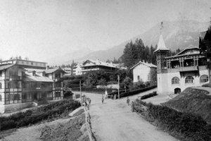 1900 - Starý Smokovec