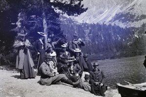 1901 - Popradské pleso