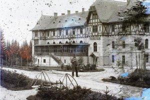 1906 - Hotel Lomnica