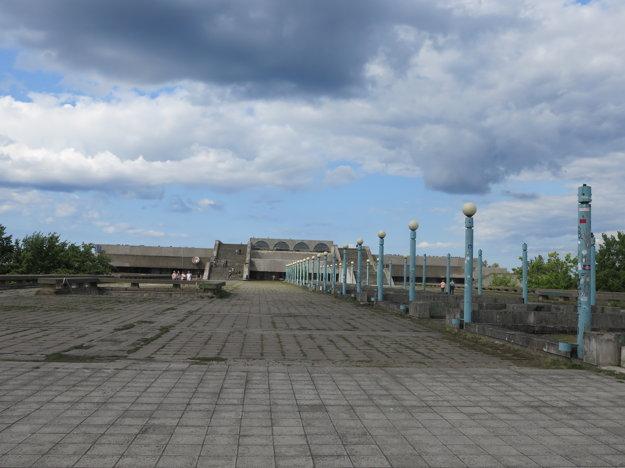 Aj takáto hrôza, Linnahall v Talline, má zaujímavý príbeh