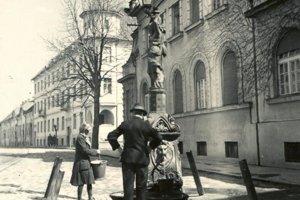 1941 - Ulica M.R.Štefánika
