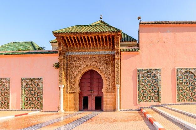 Mauzóleum v Meknese patrí medzi marocké poklady.
