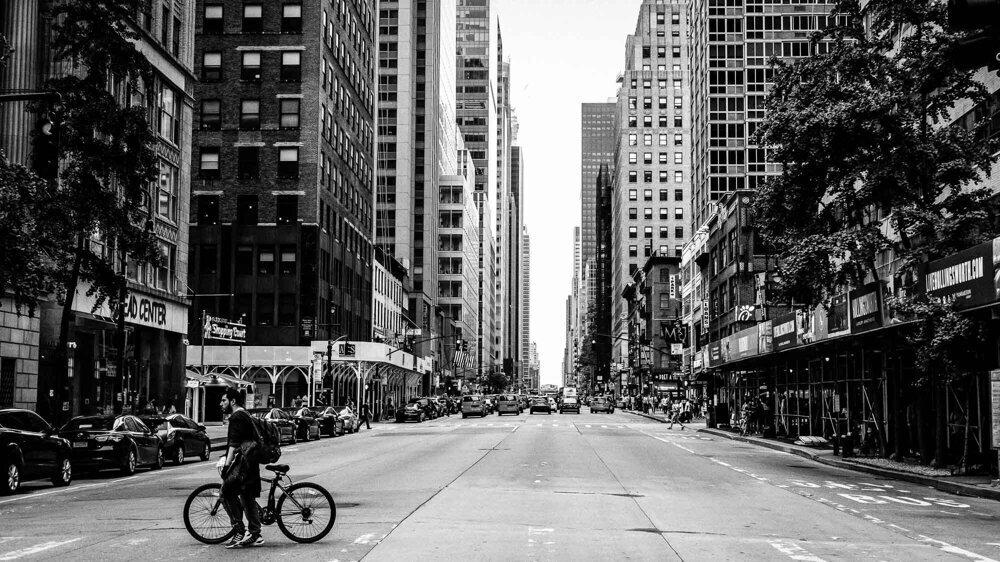 Jún 2019 - Ulice New Yorku
