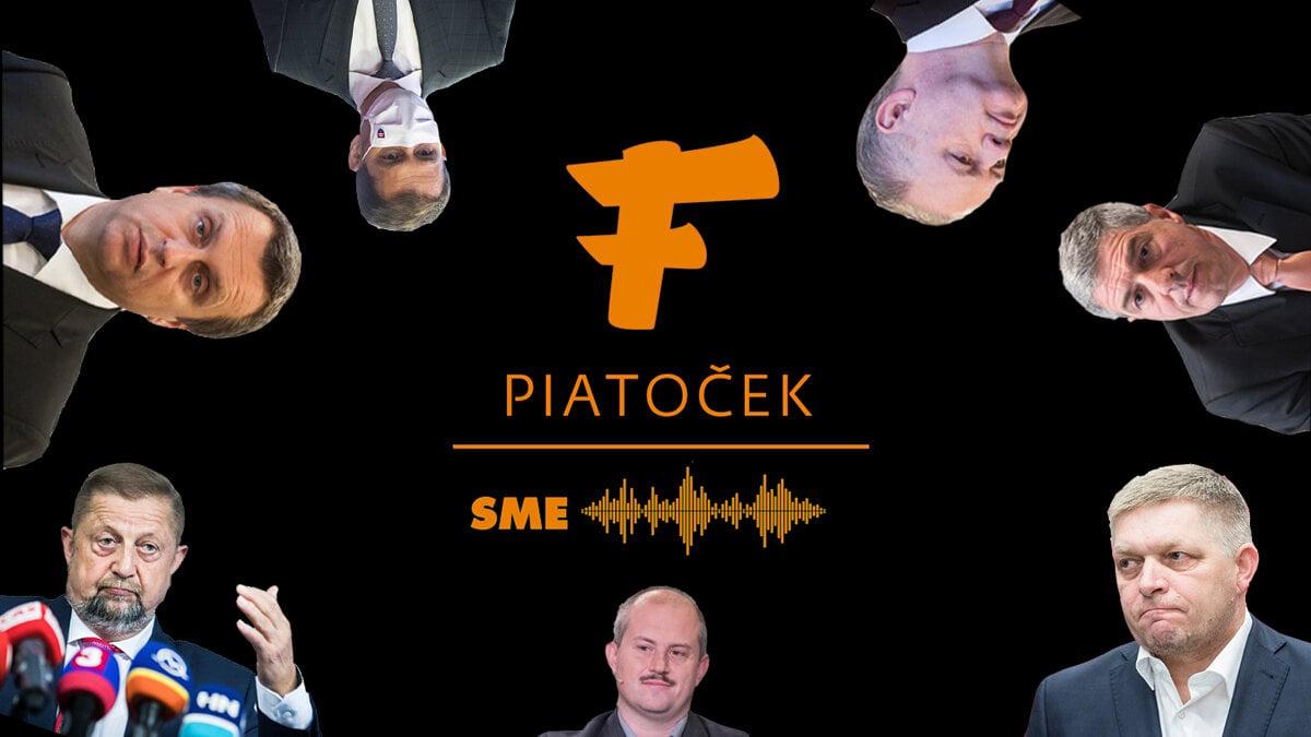 Znova je tu Piatoček! O Kočnerovom pipíku a sociálnom fašizme - Fičí SME