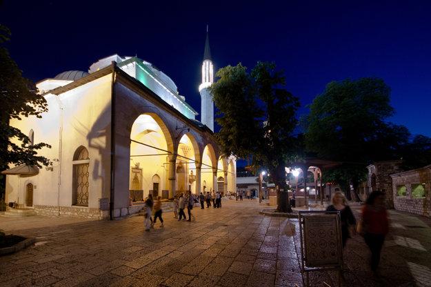 Gazi Husrev-begova mešita v Sarajeve