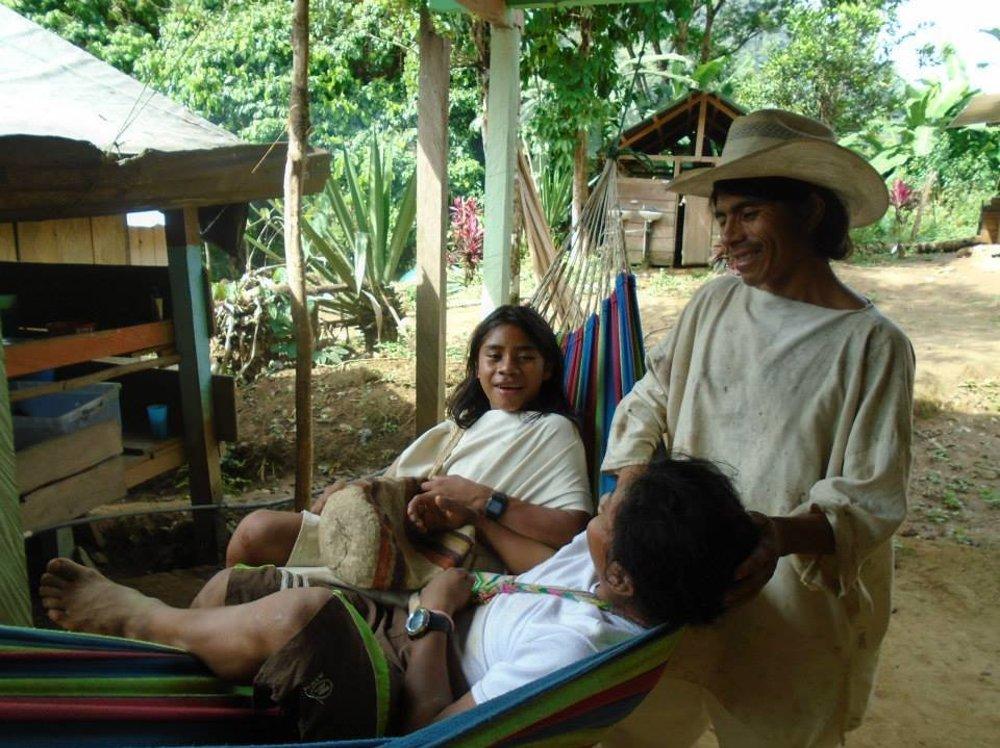 Domorodci Južnej Ameriky, Kmeň