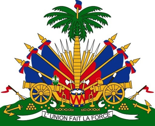 Štátny znak Haiti