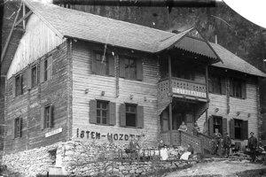 1900 - Chata Kamzík