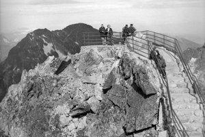 1956 - Lomnický štít