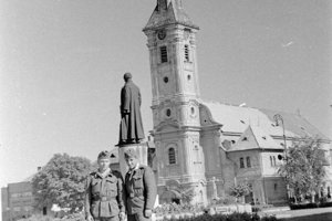 1954 - Hlavné námestie