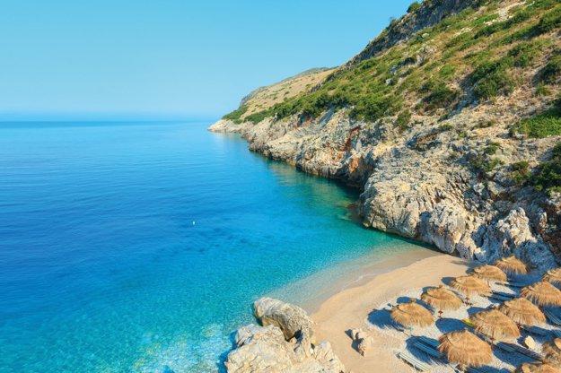 V Albánsku nájdete nádherné pláže.