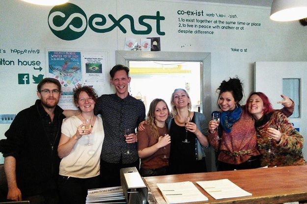 Vo firme Coexist pracujú skoro samé ženy.