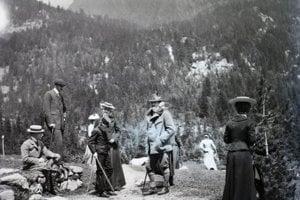 1901 - Rainerova chata
