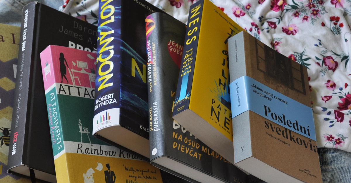 10 knižných tipov na august - fici.sme.sk 8e7dc84ae09