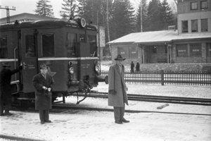 1963 - Tatranská železnica
