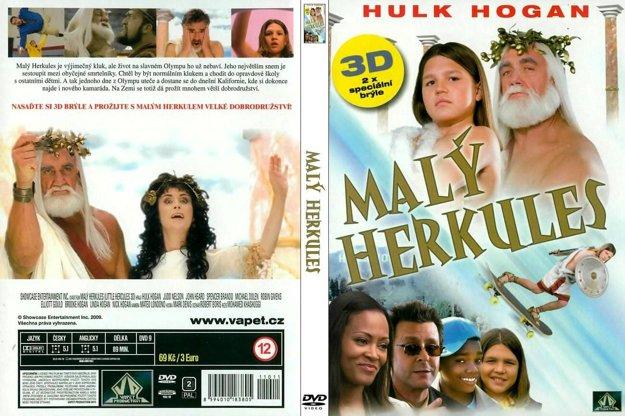 Obal pre české DVD vydanie