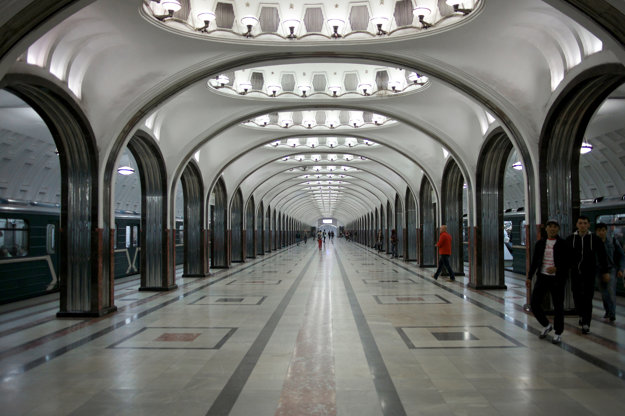 Stanica Majakovskaja