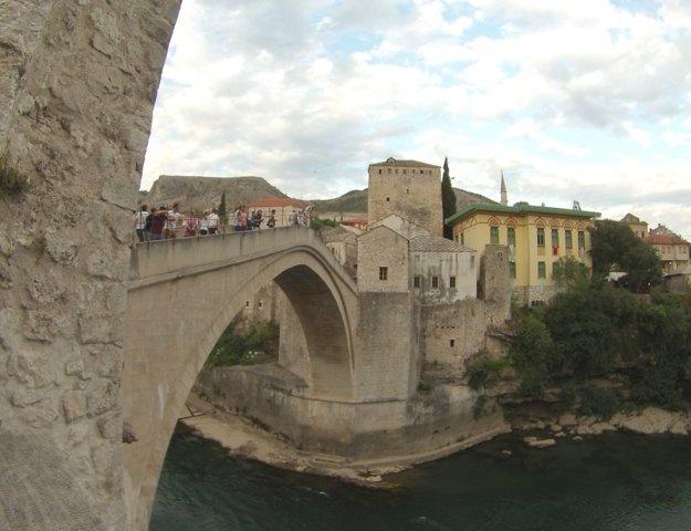 Slávny Starý most.