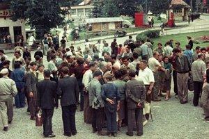 1956 - Tatranská Lomnica
