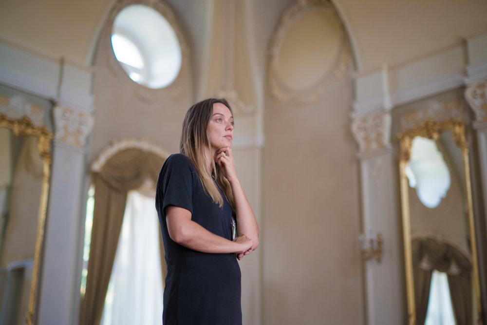 Dokumentaristka Lucia Kašová.