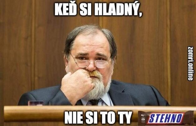 Miroslav Číž a kuracie stehno meme