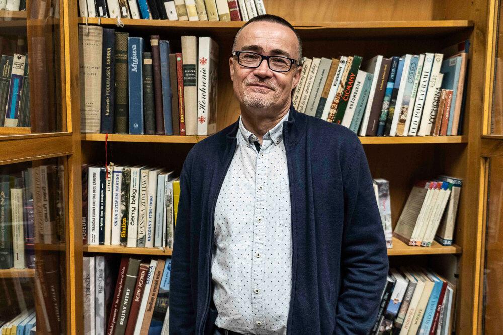 Juraj Zajonc, PhDr., CSc. z Ústavu etnológie a sociálnej antropológie SAV