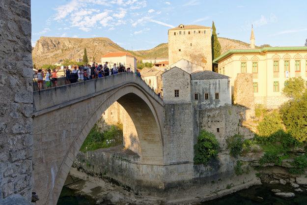 Stari most v Mostare
