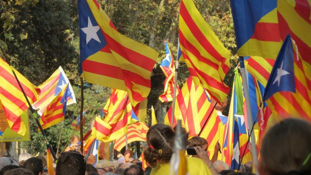 Katalánsky národný deň 2014